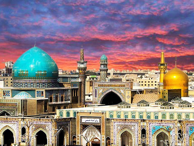 رزرو بهترین مساجد ختم در مشهد