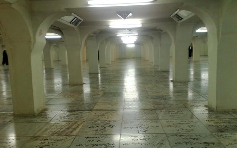 قبرستان حرم امام رضا (ع)