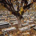 قبرستان های مشهد در کجای شهر واقع شدهاند؟