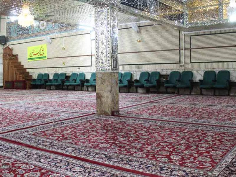 مسجد الزهرا سناباد مشهد