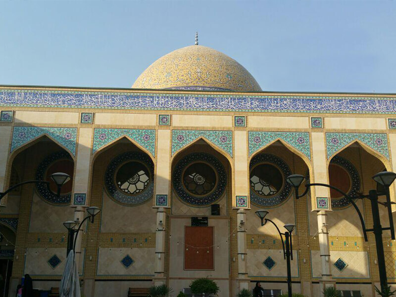 مسجد امام علی (ع) واقع در میدان پونک