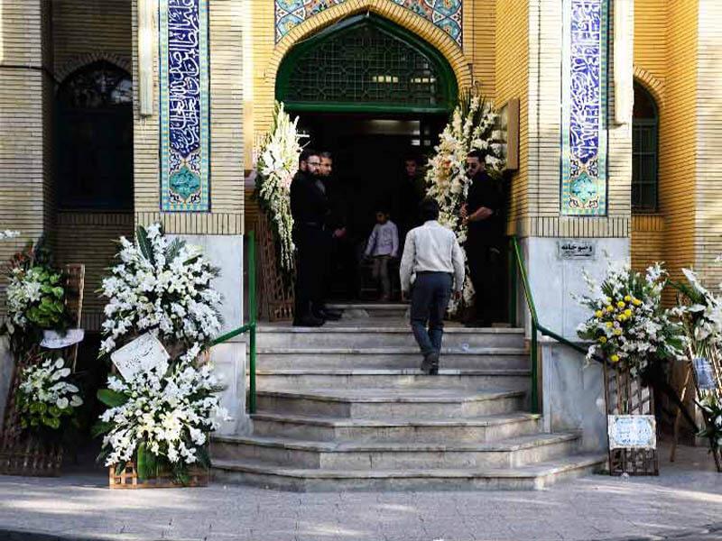 مسجد قبا واقع در خیابان خیام مشهد