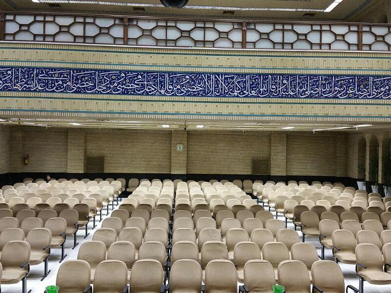مسجد نور واقع در میدان فاطمی