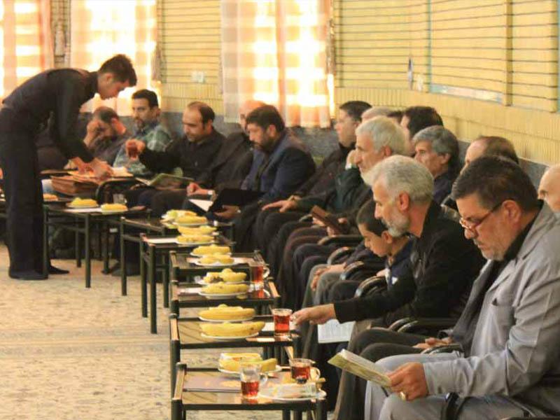 مهمترین نکات در رزرو مسجد برای ختم در مشهد